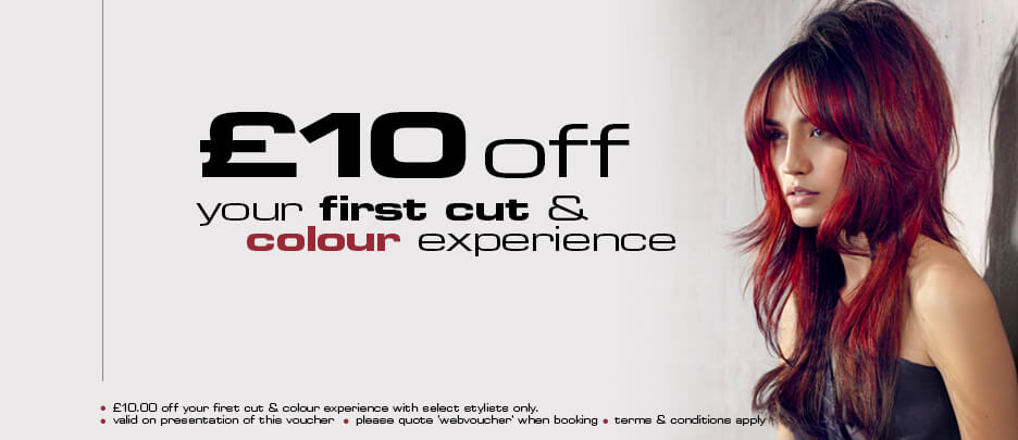 Hairdressers Offers : hairdressing bournemouth offer 1